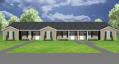 New Triplex plan J0201-13T