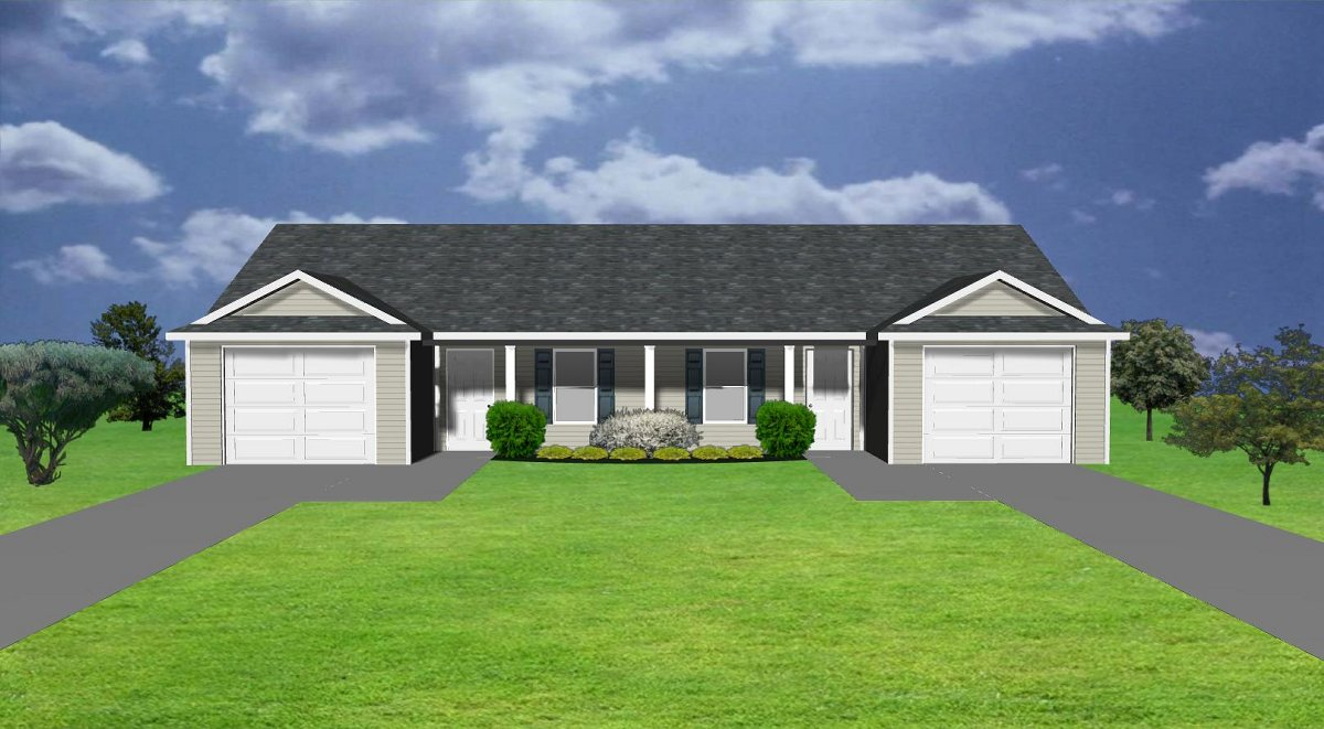 Duplex plans for Duplex plans with cost to build